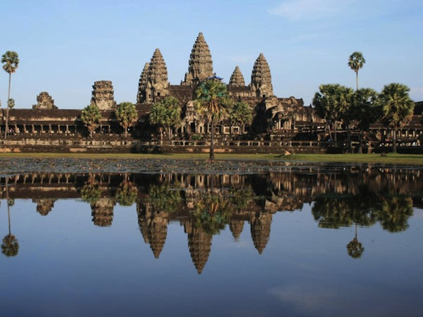 pictures of kingdom of Cambodia